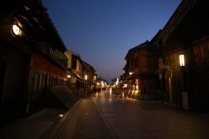 着物を着て京都でデート2