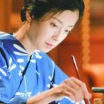 凛とした「和」の体現!でも、何処か異国情緒…宮沢りえさんの魅せる和服姿