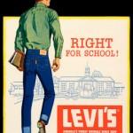 """着物も見習いたい!作業着から不良の象徴、ファッションの定番として…時代の流れ、社会とともに進化する""""リーバイス""""のジーンズ。"""